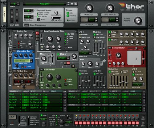 Reason by PropellerheadsPropellerhead Reasons, Thor Crosses, Software Products, Reasons Tutorials, Tech Products, Music Produce, Products Allowance, Crosses Fade, Produce Music