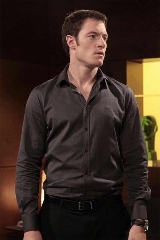 Tahmoh Penikett (Captain Karl 'Helo' Agathon in Battlestar Galactica)