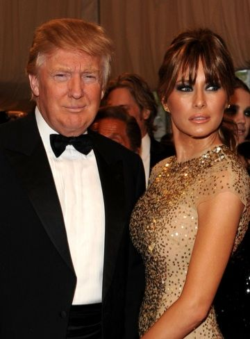 Melania dating women over 50