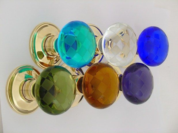 vintage style glass door knobs antique home depot uk