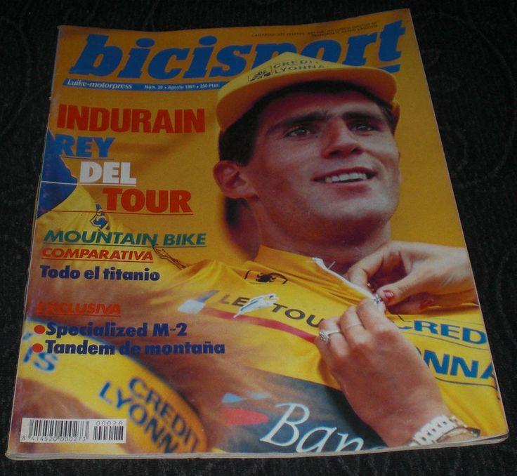 Revista-Ciclismo-Bicisport-N-28-Agosto-1991-Miguel-Indurain-Rey-Tour-de-Francia