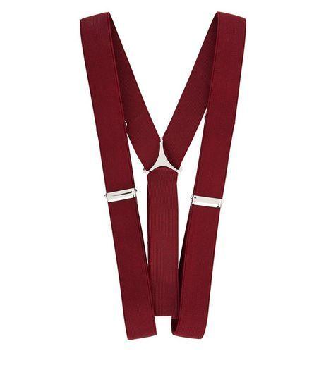mens braces | Men's Braces | Men's Suspenders | New Look
