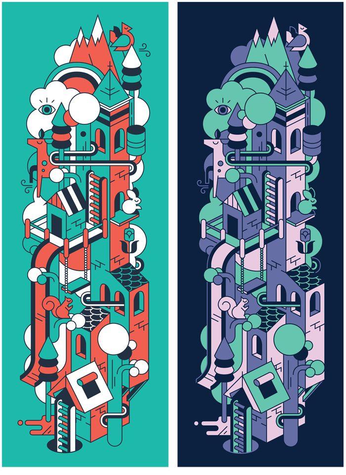 Gravual | Graphic Design – Web Design – Illustration