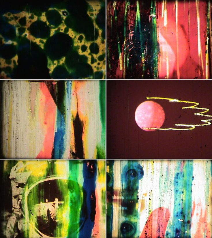 stan brakhage  –A combination of visual music styles. Most of the animations that I have watched use a lot of colour. It seems that these concepts lend themselves well to the inject of colour.