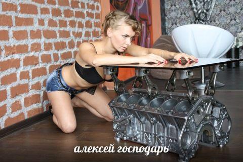 table-V8, Алексей Господарь