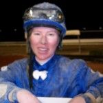 After the Race at Hoosier Park Female Jockey Challenge