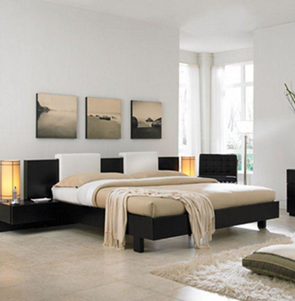 17 mejores ideas sobre dormitorios matrimoniales modernos for Decoracion pieza matrimonial