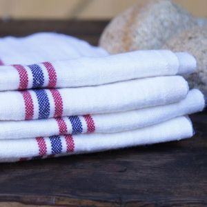 table linens… their proper care and feeding | inspired habitat: Tea Towels, Cloth Woven, Table Linens, Inspired Habitat