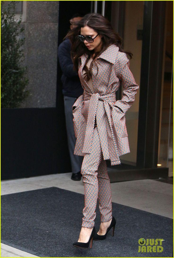635 Best Fashion Icon Victoria Beckham Images On Pinterest