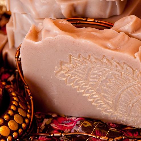 Moroccan Hammam soap