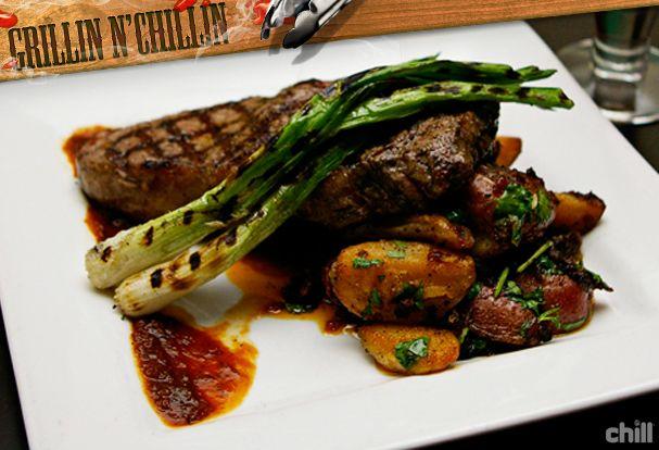 Carne Y Cebollitas Al Carbón http://ichill.ca/cebollitas