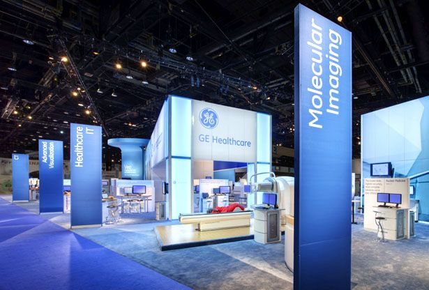 Pin By Liz Hager On Trade Show Design Trade Show Design Ge Healthcare Health Care