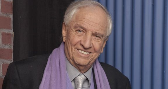 What an amazing veteran of television and screen. Garry Marshall is simply an icon. My interview with him remains a highlight of my professional career.