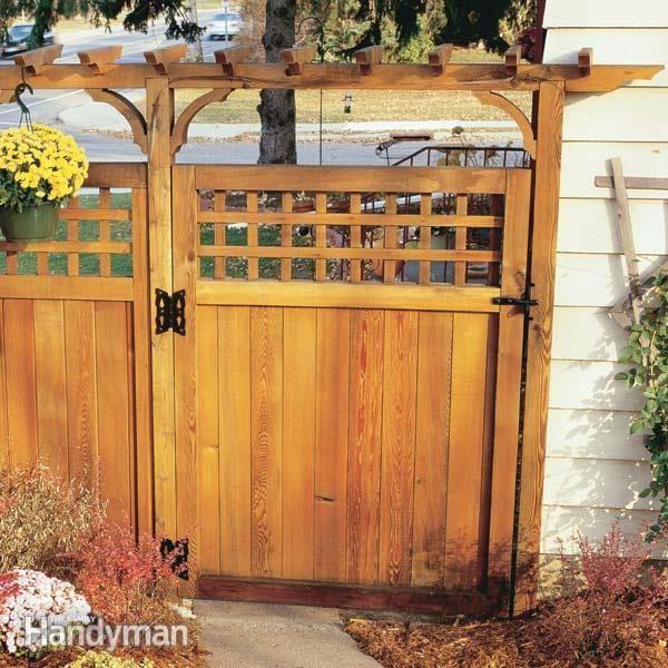 How To Set Fence Posts That Won T Rot Backyard Design