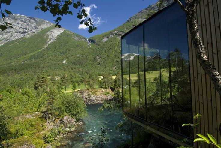 Juvet Landscape Hotel, Norvegia