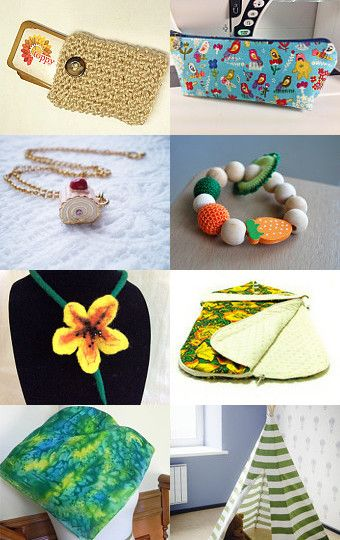Summer trends! by Stanislavs Skupovskis on Etsy--Pinned with TreasuryPin.com