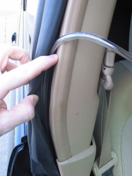 Solved window wind noise!!!!!!! - Page 2 - Subaru Forester Owners Forum