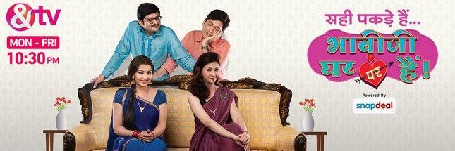 Watch Bhabi Ji Ghar Par Hai 6 September 2016 AND TV HD Fresh Episode