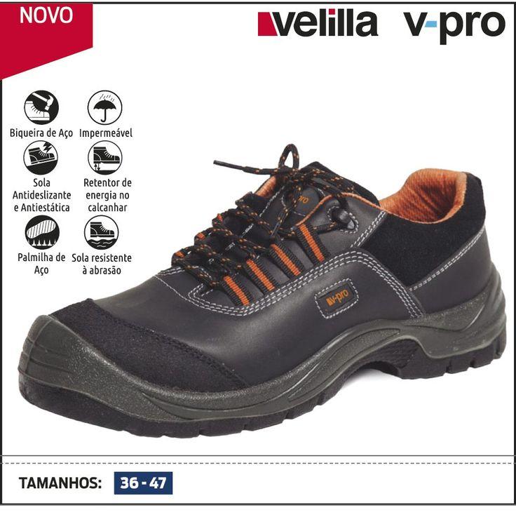 URID Merchandise -   SAPATO COM BIQUEIRA E PALMILHA DE AÇO   60.75 http://uridmerchandise.com/loja/sapato-com-biqueira-e-palmilha-de-aco-2/
