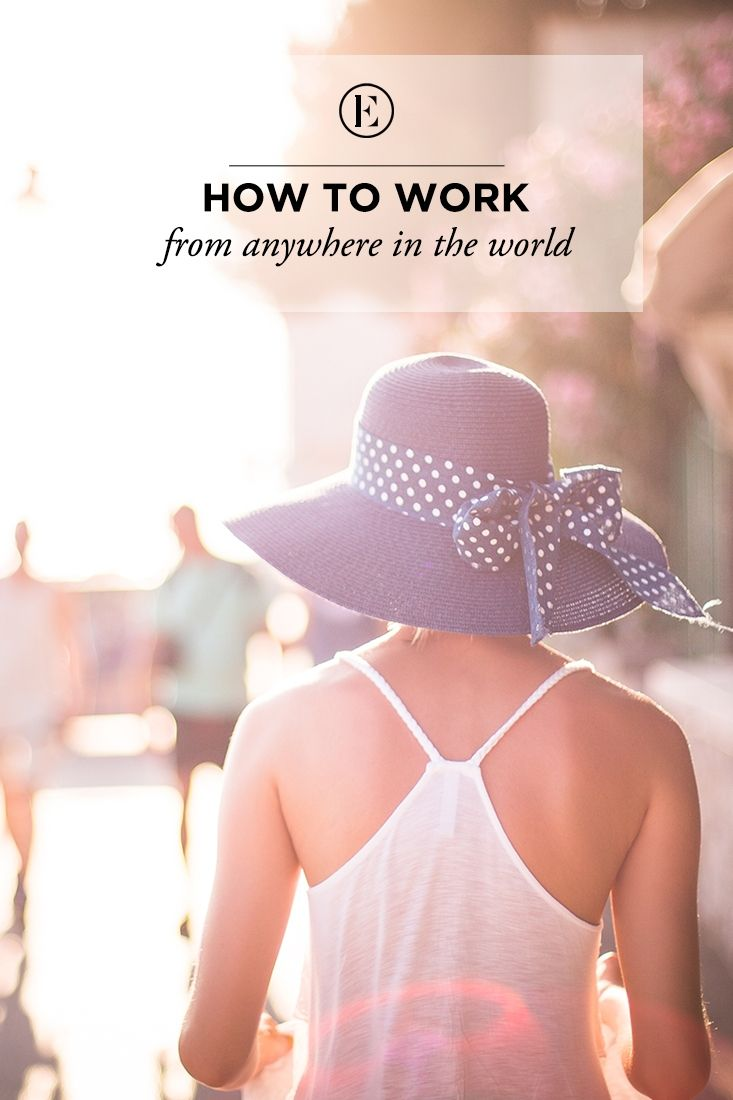 Who wouldn't like to have a job where you can make your own schedule, afford an awesome place to live, and work from anywhere in the world? As much as this may sound like the intro to a pyramid scheme pitch, Gina Miller of One Haute Prime is here to share more about how attainable and fulfilling this kind of lifestyle can be! - The Everygirl.