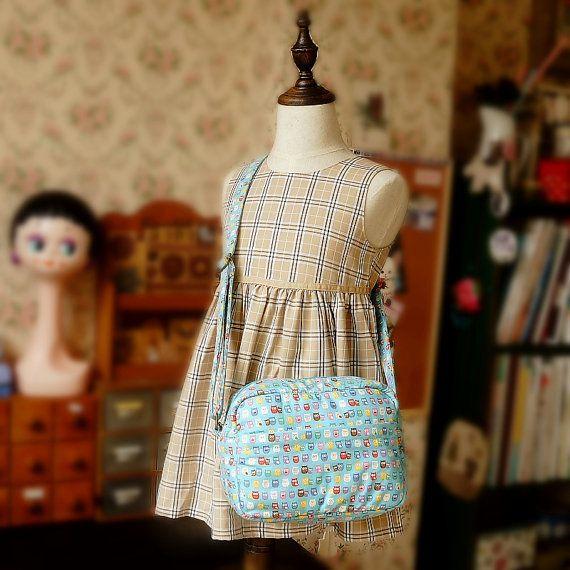 Free Shipping Handmade Japanese Kokka Fabric by cottonblue on Etsy, $29.00