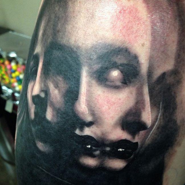 27 nouveaux tatouages effrayants   4 nouveaux tatouages effrayants qui font peur 21