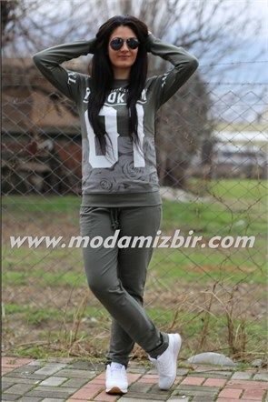 Bayan Eşofman Takımı 269B