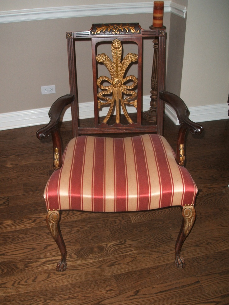 Recovering Dining Room Chairs Endearing Design Decoration