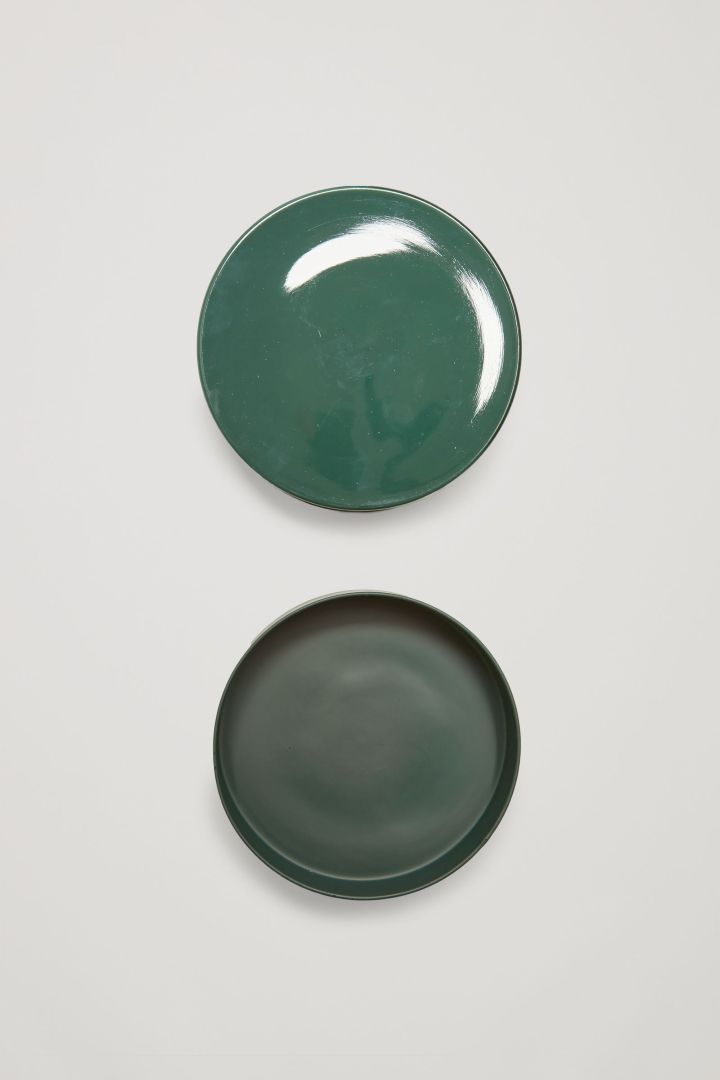 COS image 3 of HAY Bits & Bobs x-large glass box in Forest Green