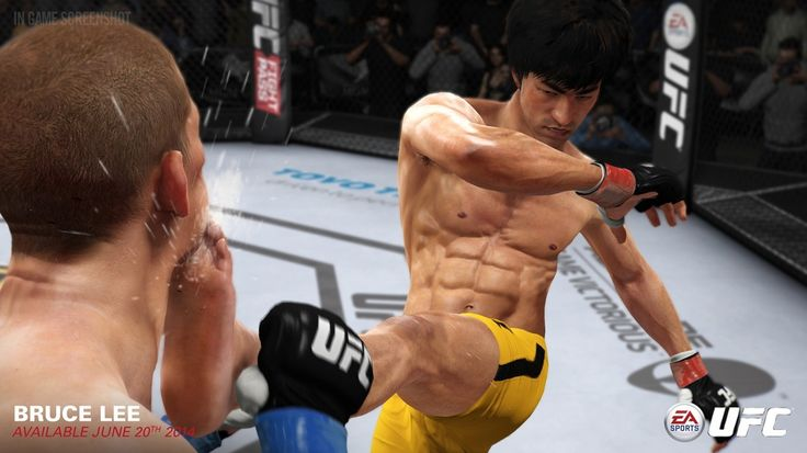 EA Sports UFC Xbox One Game Review