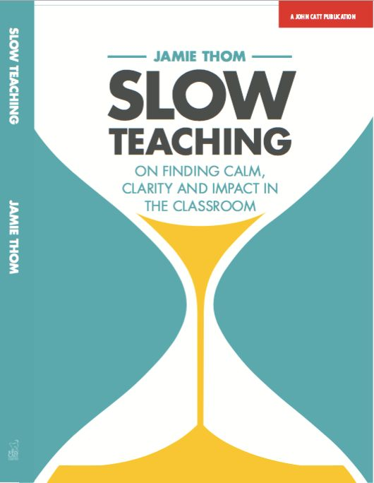 """After reading 'In Praise of Slow' by Carl Honore in February of last year I set off on a mission: an examination of applying slowness to the world of education.Over a year later the book is published by John Catt Educational today and and available to buy from Amazon here.It certainly doesn't advocate a """"tortoise teaching"""" approach, rather it encourages teachers to take more control... Read More"""