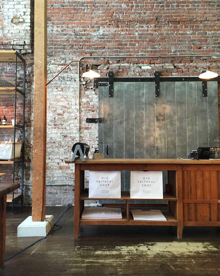 Old Faithful Shop, Gastown, Vancouver