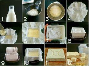 Tutoriel pour réaliser son tofu à la maison. Pour réaliser du tofu, le lait de soja doit être chaud. Si vous enchaînez directement la fabrication du lait avec celle du tofu, pas de souci, puisque le lait sera déjà à la bonne température. Sinon, faites chauffer le lait à 80 degrés (Portez le à frémissement puis arrêter le feu). Dissoudre 4g de nigari dans le lait. Le lait caille en quelques secondes. Disposer l'étamine dans le moule à tofu. Verser le lait caillé. Après égouttage, vous avez un…