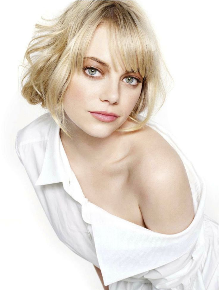 "Emma Stone Talks ""Writhing Around All Over Ryan Gosling's Bed"" With Glamour UK"