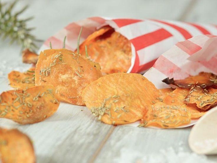 Tutorial DIY: Słodkie chipsy ziemniaczane przez DaWanda.com
