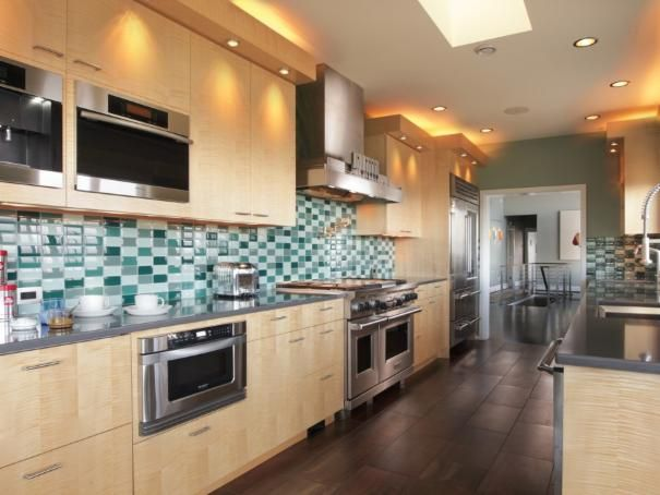 Photo of Brown Kitchen project in Portland, OR by Neil Kelly