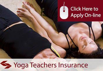 self employed yoga teachers liability insurance