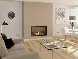 hole in the wall fireplaces - Google Search