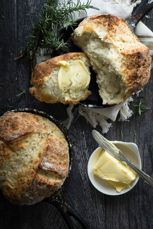Rosemary and cheddar soda bread - is there anything better | Bake Off Ep3 inspiration