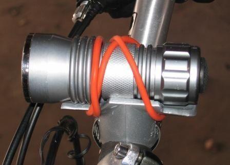 Фара Зажим для вашего велосипеда