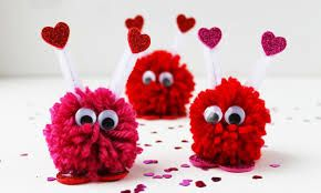 Valentijn bolletjes