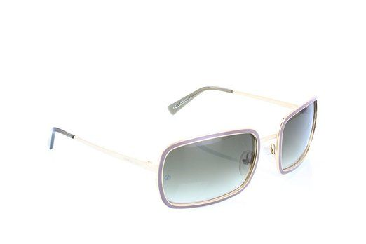 Giorgio Armani Womens  Grey Organic Sunglasses lenses 58 mm