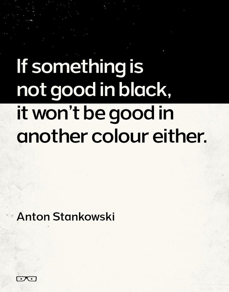 jasonvandenberg:  Great quote from Anton Stankowski. Typeset with Grey Sans, available at myFonts
