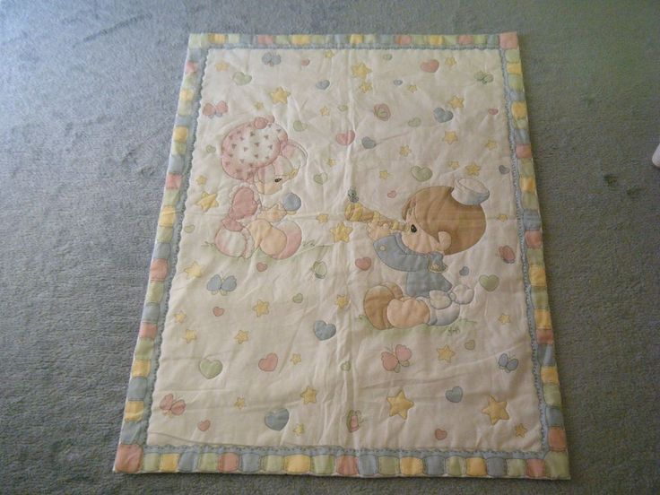 16 best precious moments images on Pinterest | 1980s, Baby ideas ... : precious moments quilt - Adamdwight.com
