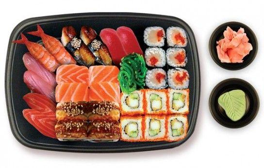 Как делать суши?