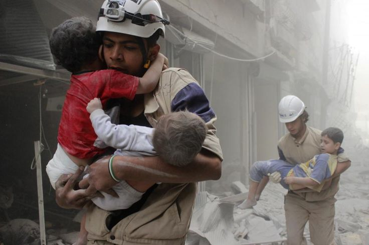 The White Helmets of Syria | Reuters.com