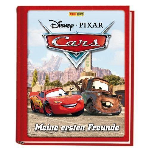 Disney Cars - Kindergartenfreundebuch