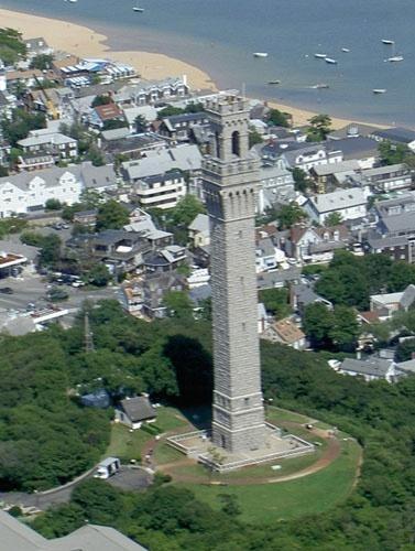 Pilgrim Monument-A Provincetown landmark.