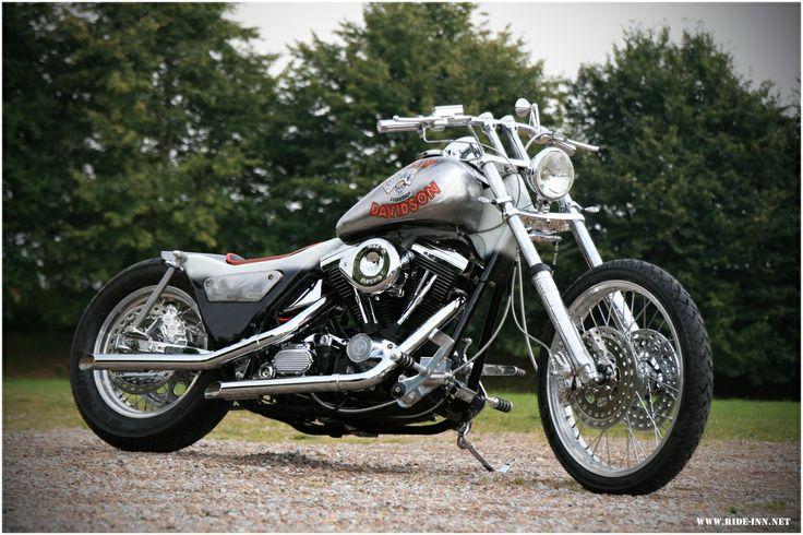 Harley Davidson The Ma...