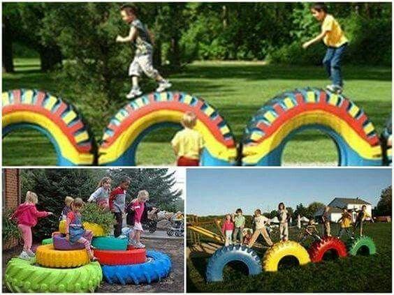 Las 25 mejores ideas sobre parques infantiles en pinterest for Andy panda jardin de infantes